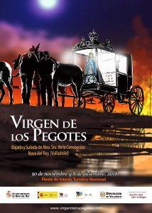 CARTEL VIRGEN DE LOS PEGOTES 2018