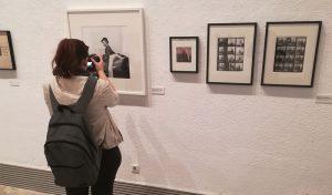 expo fotos Milton Greene