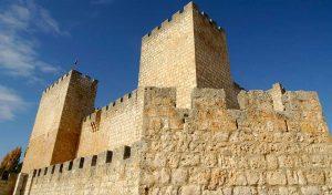 Encinas de Esgueva, castillo