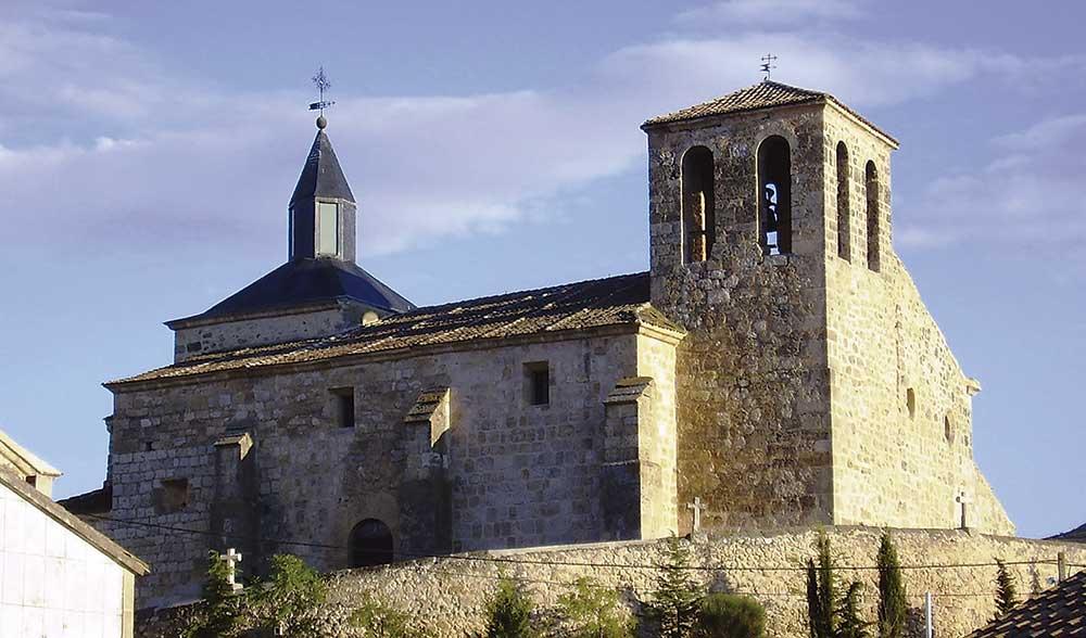 Iglesia de Castrillo de Duero, declarada BIC